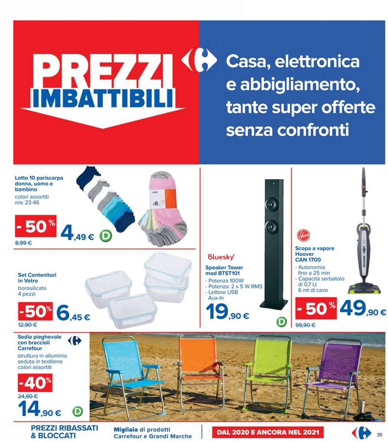 Volantino Carrefour - Offerte 06/05-19/05/2021 (Pagina 35)