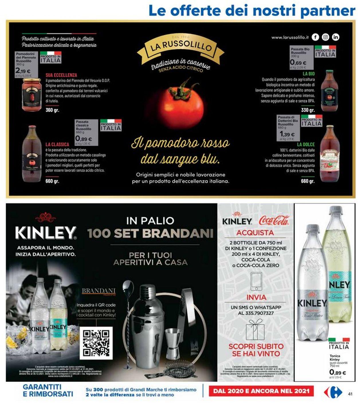 Volantino Carrefour - Offerte 06/05-19/05/2021 (Pagina 41)