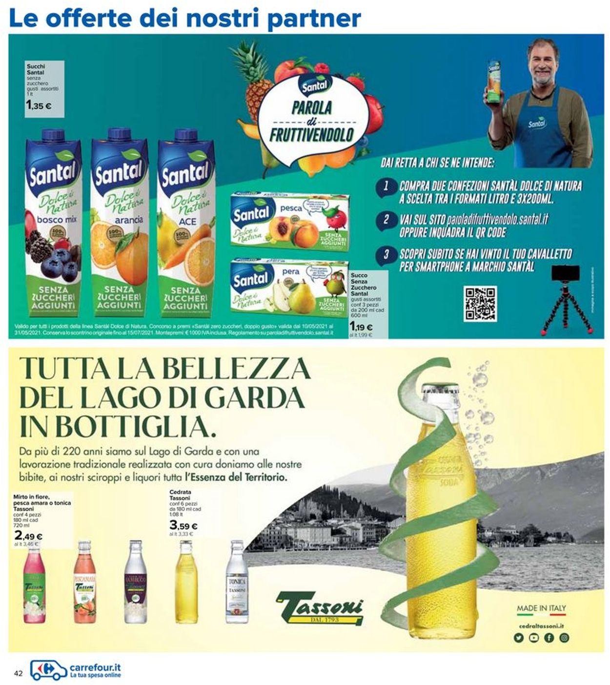 Volantino Carrefour - Offerte 06/05-19/05/2021 (Pagina 42)