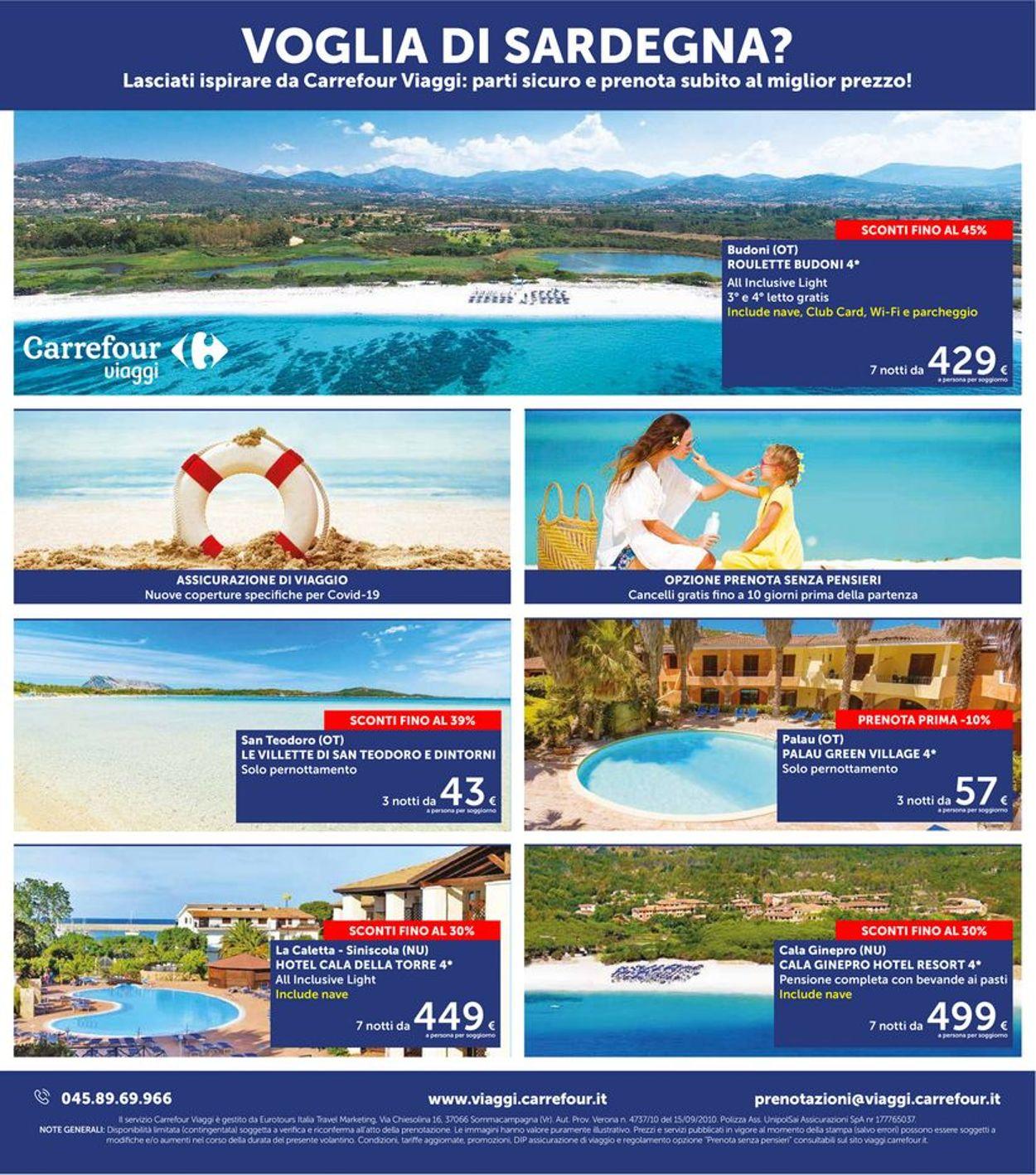 Volantino Carrefour - Offerte 06/05-19/05/2021 (Pagina 46)
