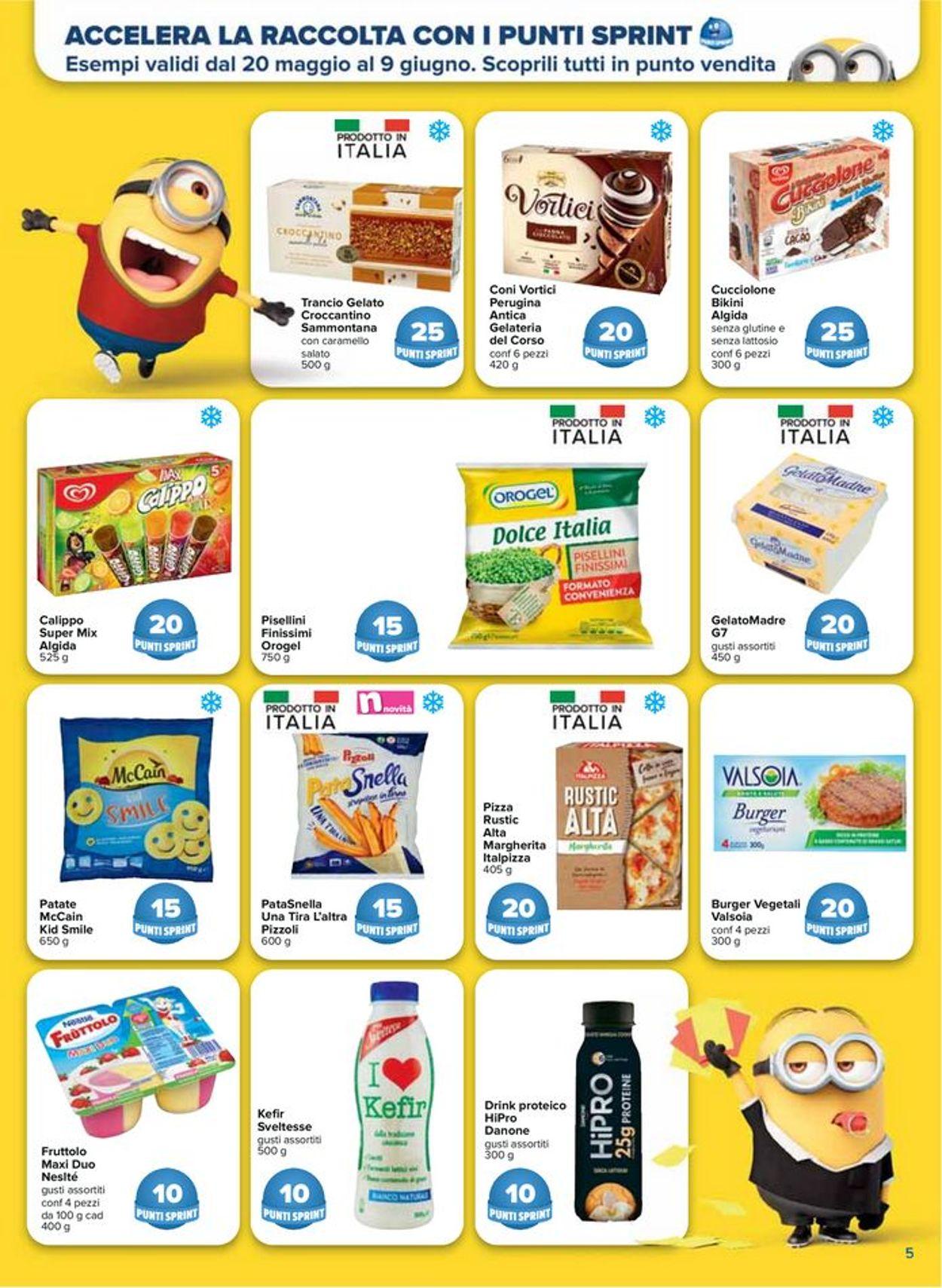 Volantino Carrefour - Offerte 20/05-09/06/2021 (Pagina 5)