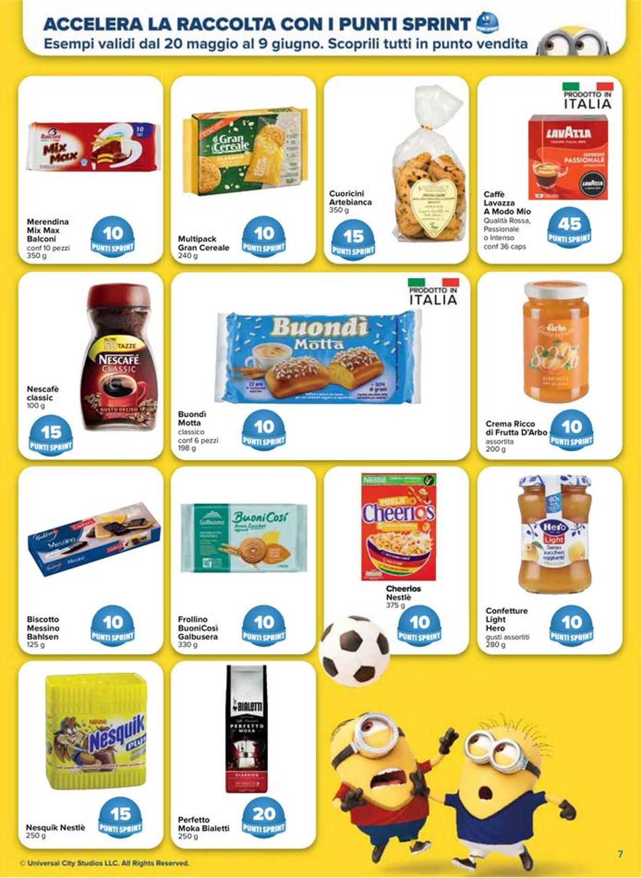 Volantino Carrefour - Offerte 20/05-09/06/2021 (Pagina 7)
