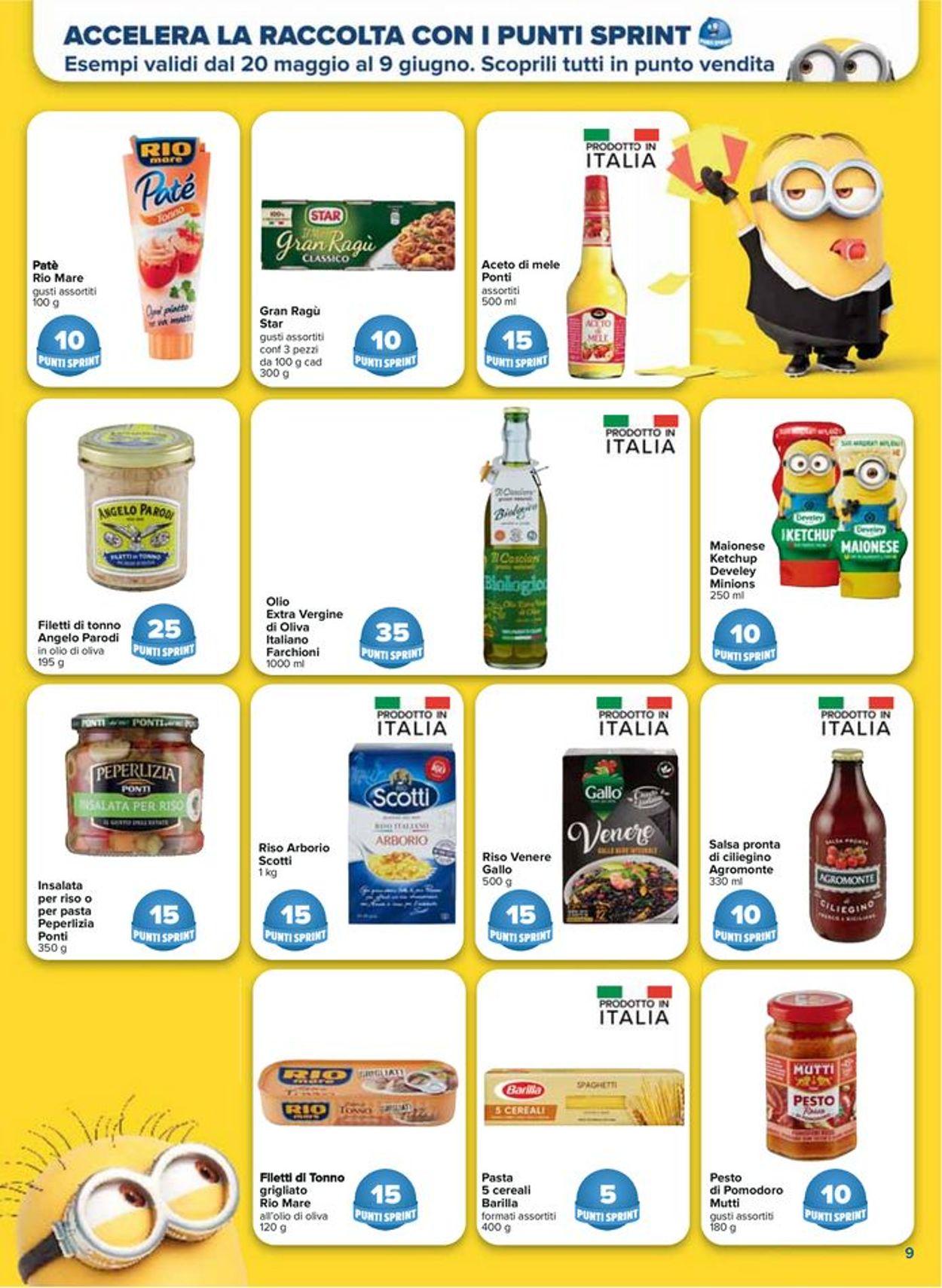 Volantino Carrefour - Offerte 20/05-09/06/2021 (Pagina 9)