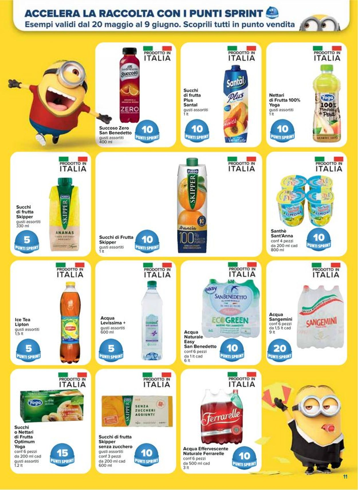 Volantino Carrefour - Offerte 20/05-09/06/2021 (Pagina 11)