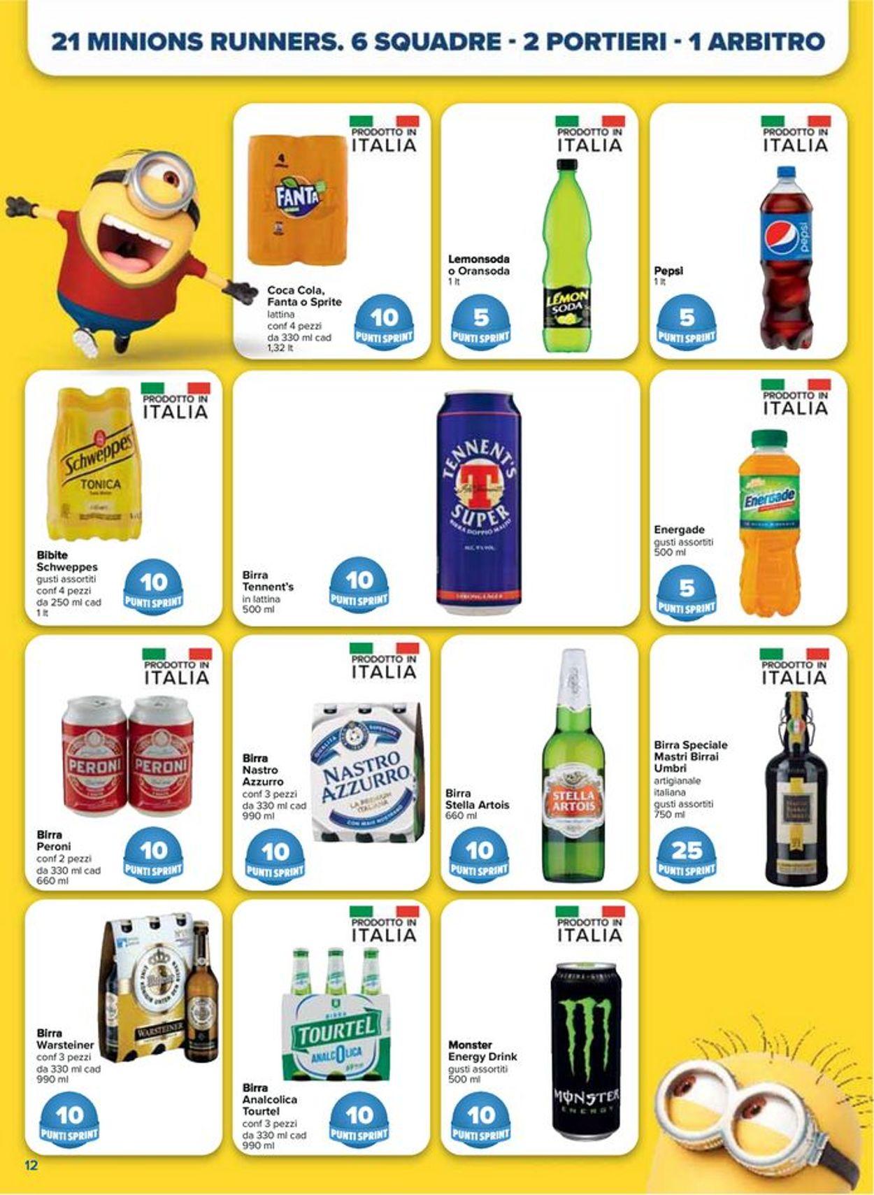 Volantino Carrefour - Offerte 20/05-09/06/2021 (Pagina 12)