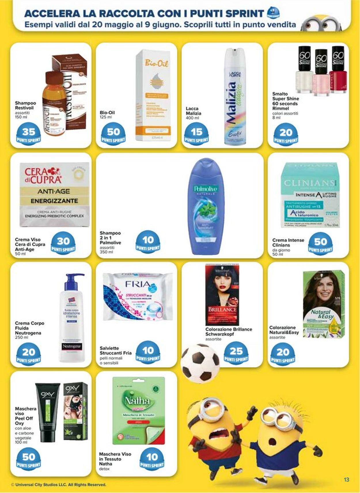 Volantino Carrefour - Offerte 20/05-09/06/2021 (Pagina 13)