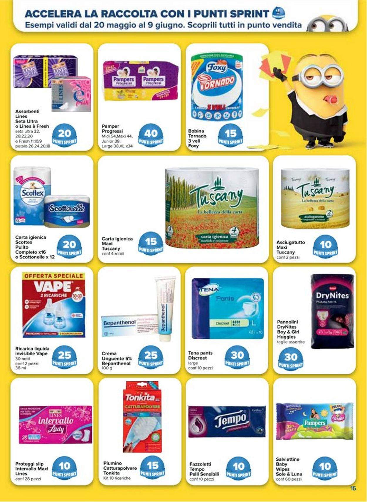 Volantino Carrefour - Offerte 20/05-09/06/2021 (Pagina 15)