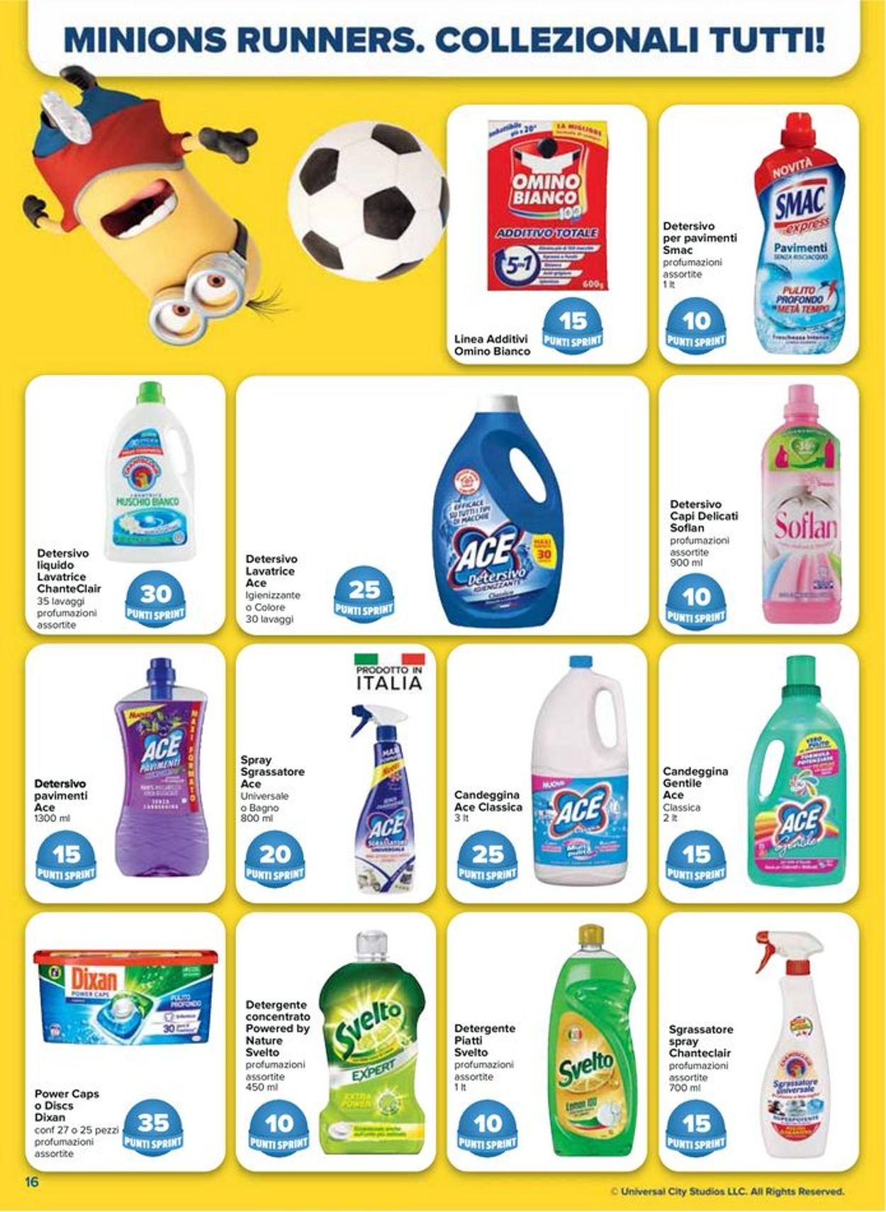 Volantino Carrefour - Offerte 20/05-09/06/2021 (Pagina 16)