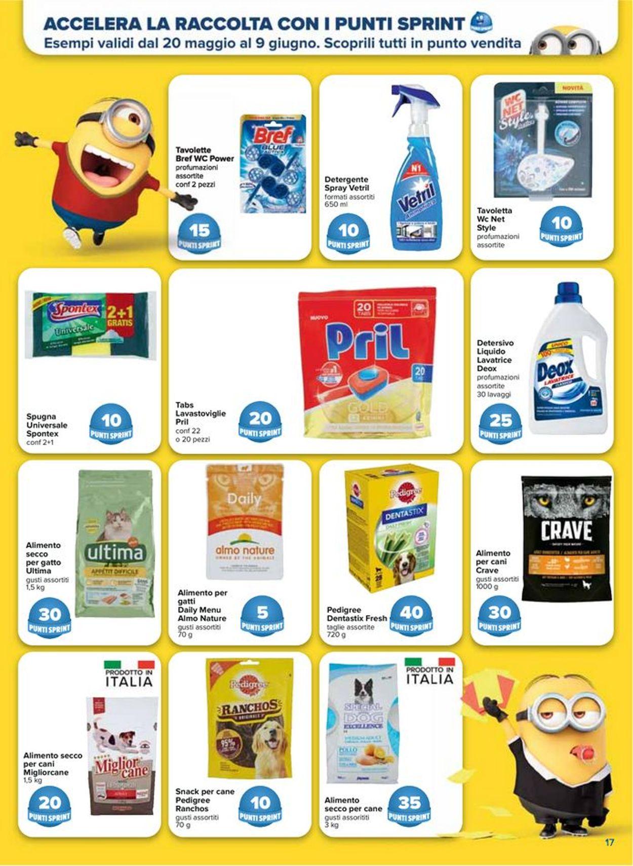 Volantino Carrefour - Offerte 20/05-09/06/2021 (Pagina 17)