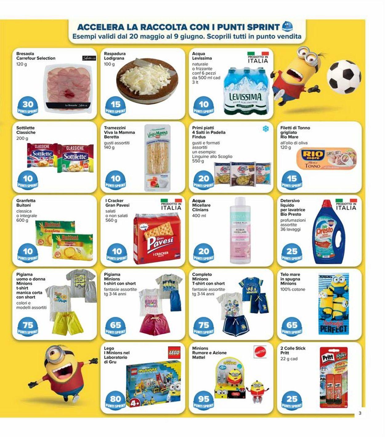 Volantino Carrefour - Offerte 20/05-02/06/2021 (Pagina 3)