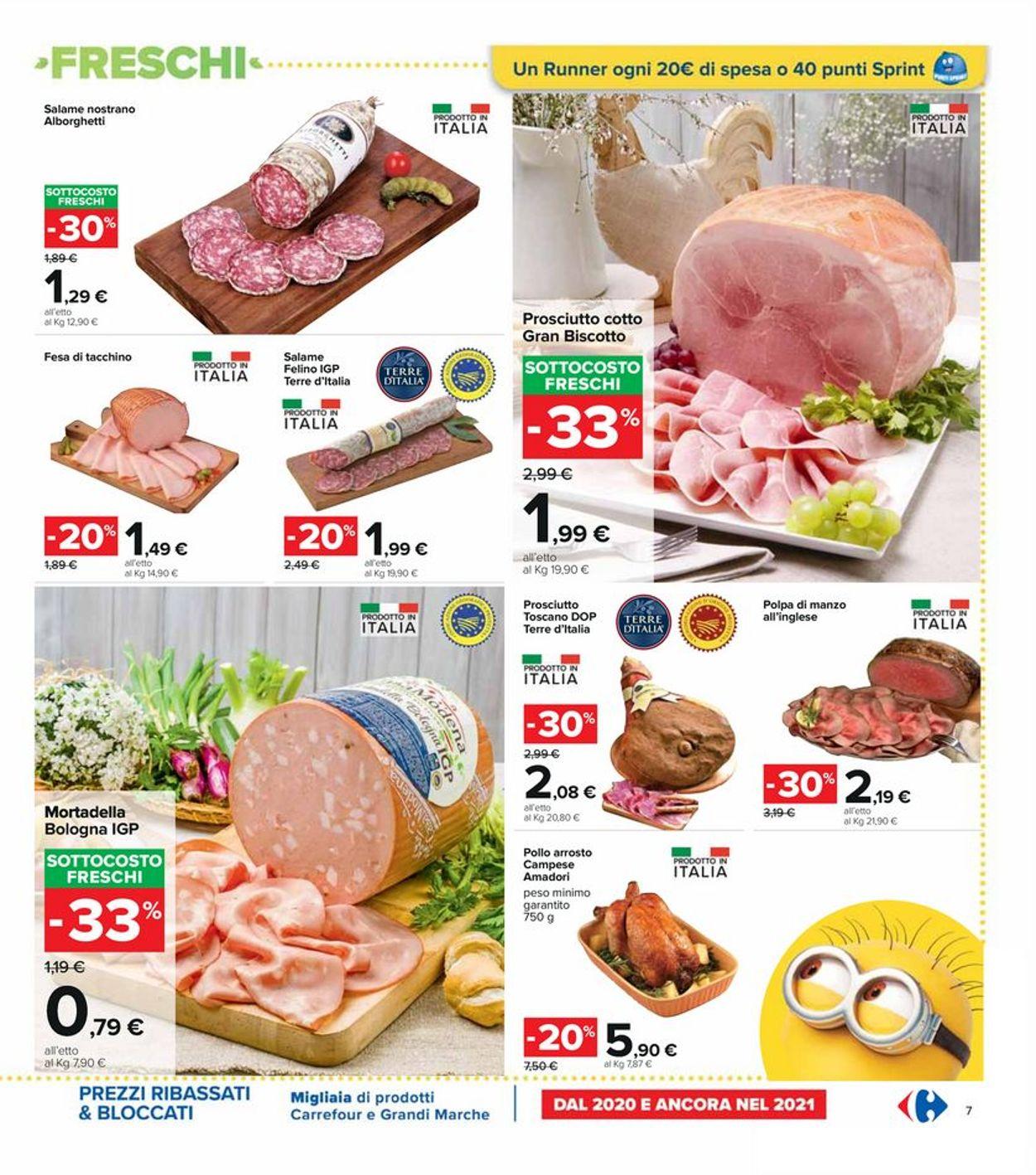 Volantino Carrefour - Offerte 20/05-02/06/2021 (Pagina 7)
