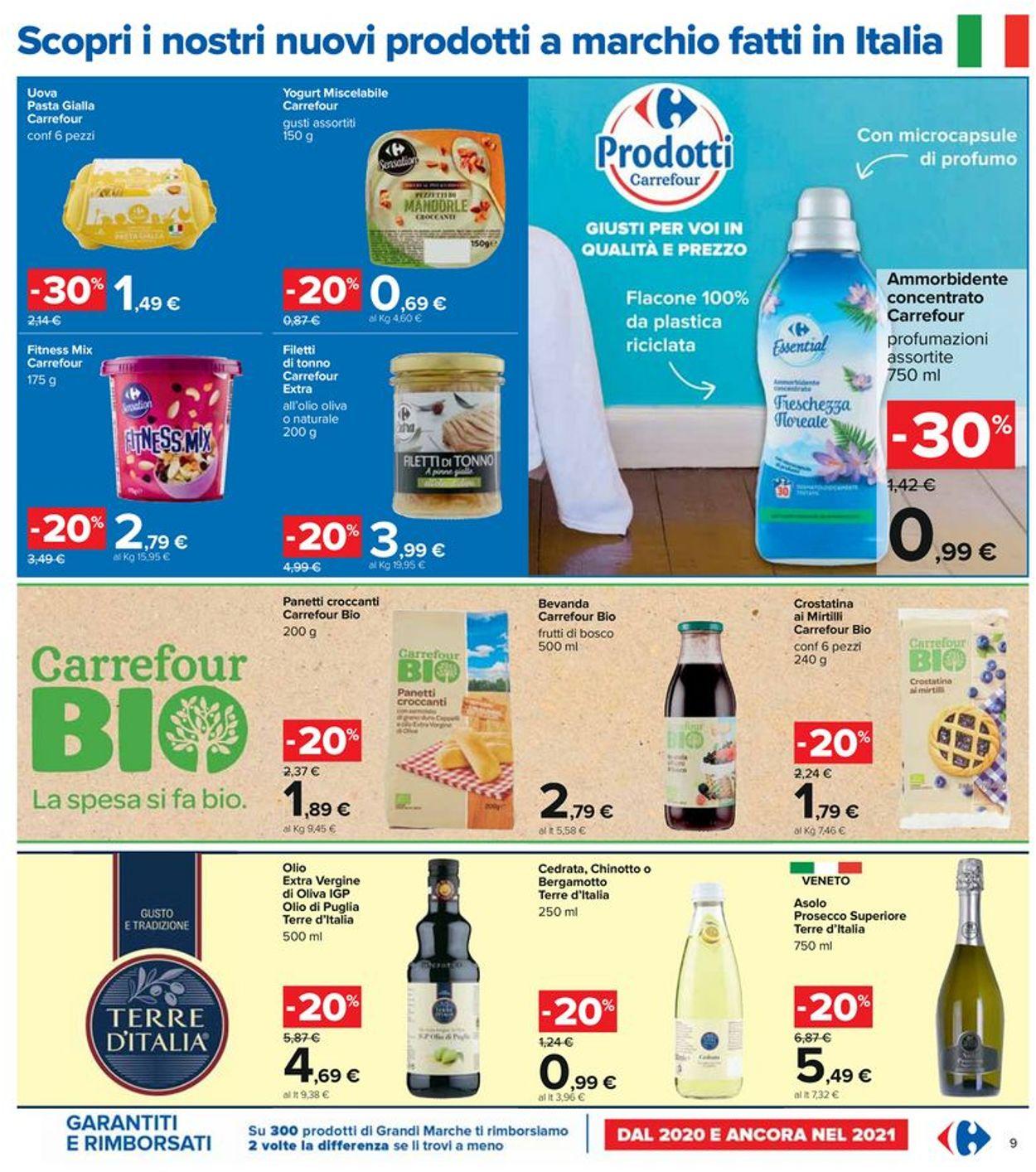 Volantino Carrefour - Offerte 20/05-02/06/2021 (Pagina 9)