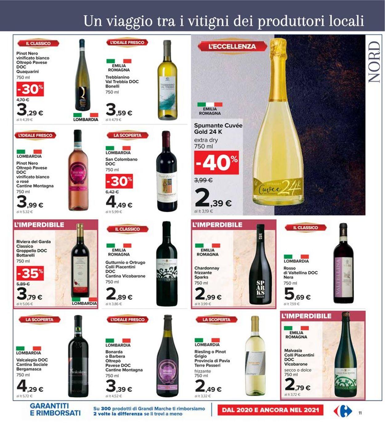 Volantino Carrefour - Offerte 20/05-02/06/2021 (Pagina 11)