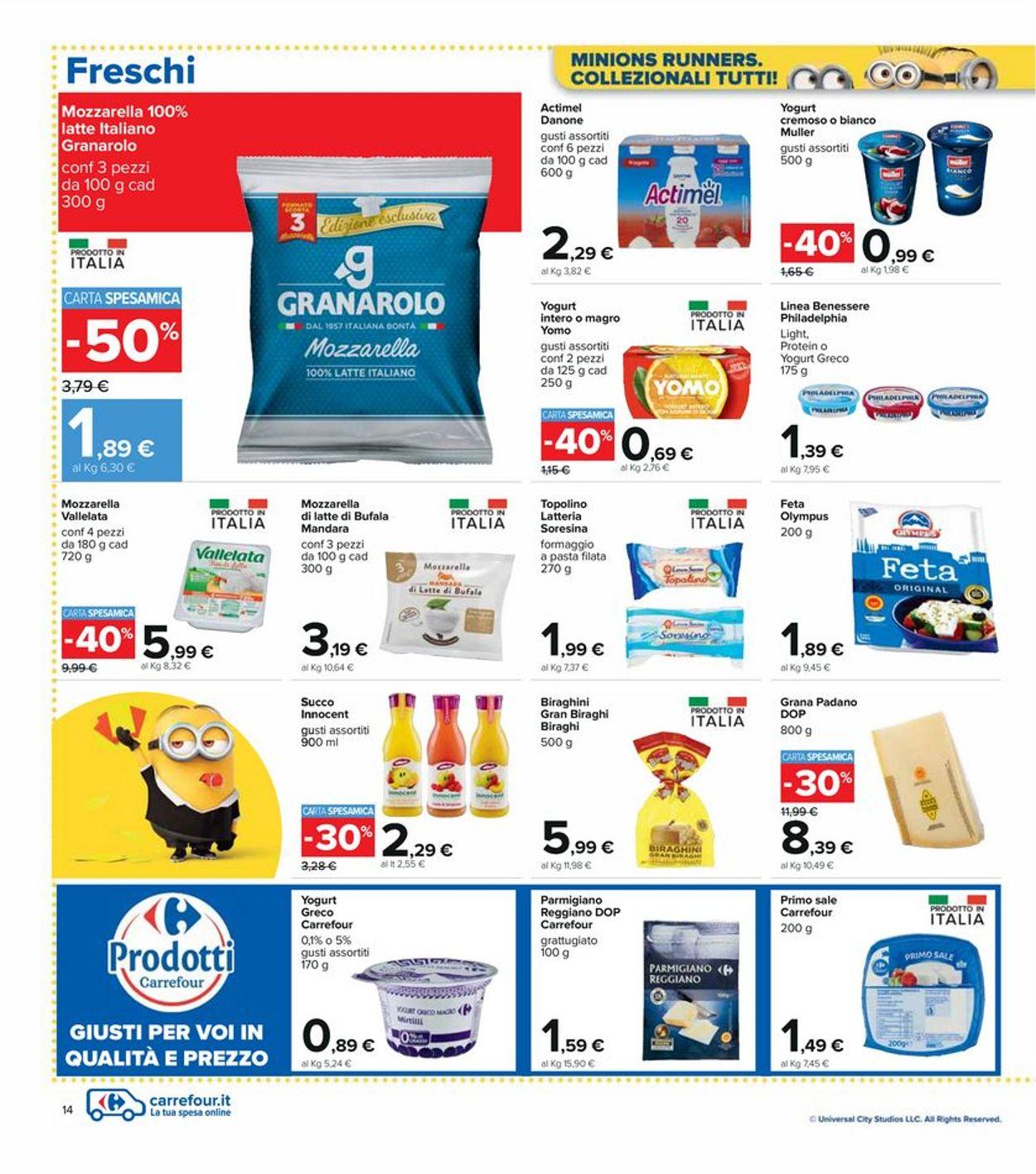 Volantino Carrefour - Offerte 20/05-02/06/2021 (Pagina 14)