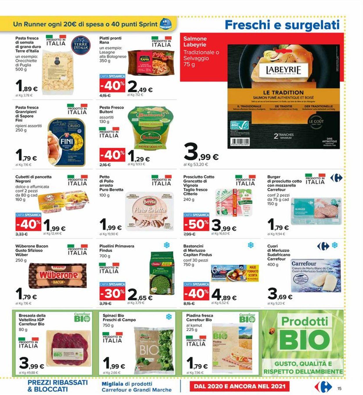 Volantino Carrefour - Offerte 20/05-02/06/2021 (Pagina 15)
