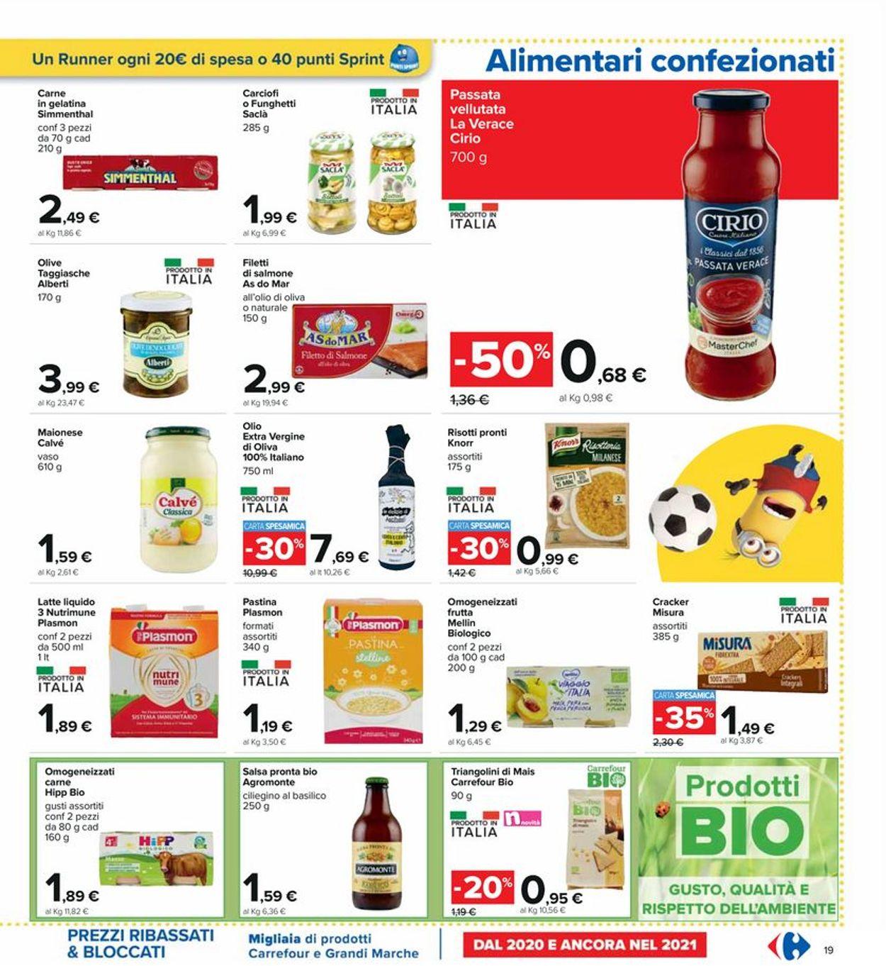 Volantino Carrefour - Offerte 20/05-02/06/2021 (Pagina 19)