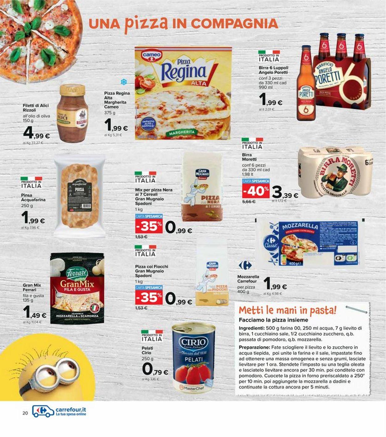 Volantino Carrefour - Offerte 20/05-02/06/2021 (Pagina 20)