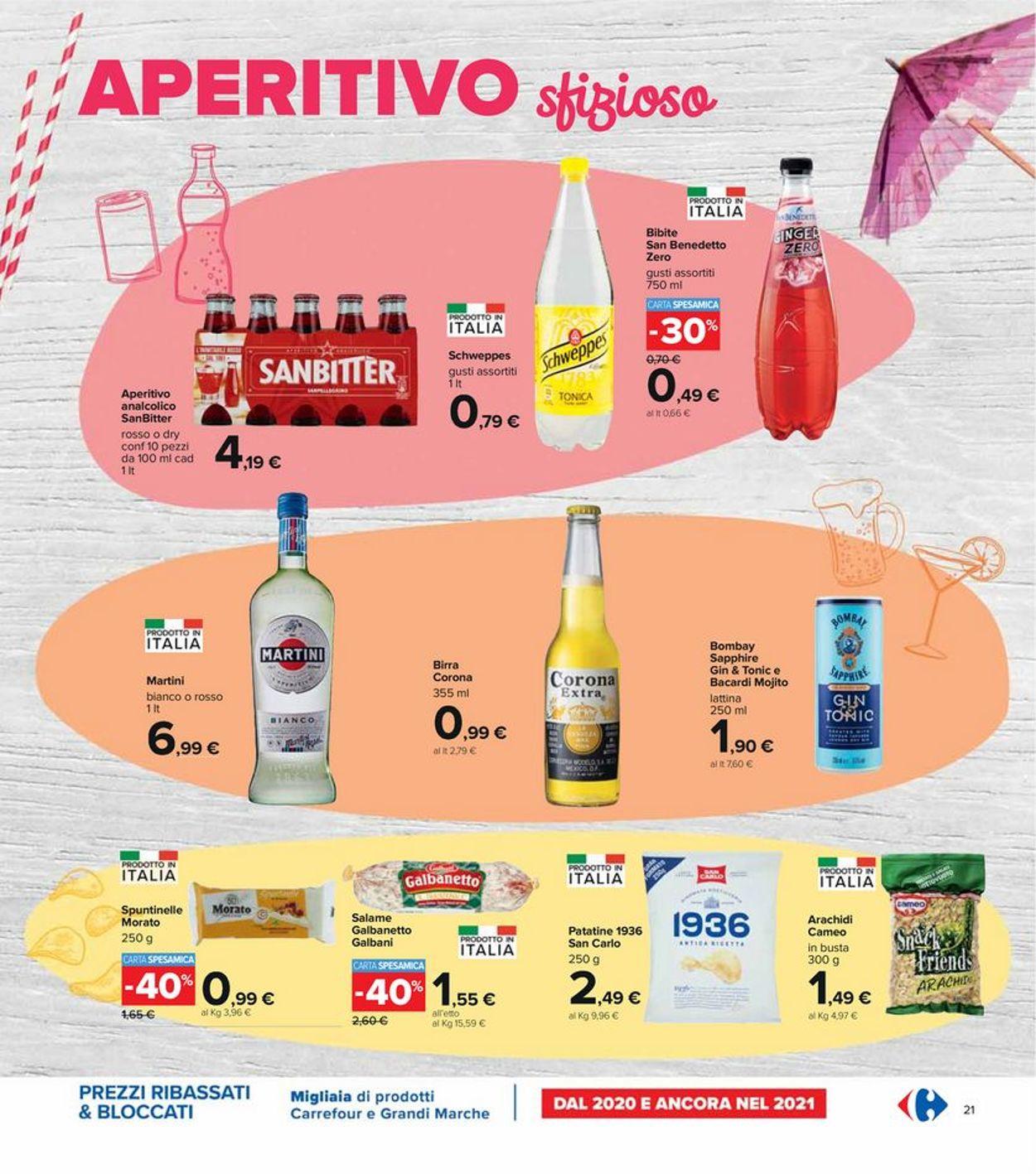 Volantino Carrefour - Offerte 20/05-02/06/2021 (Pagina 21)