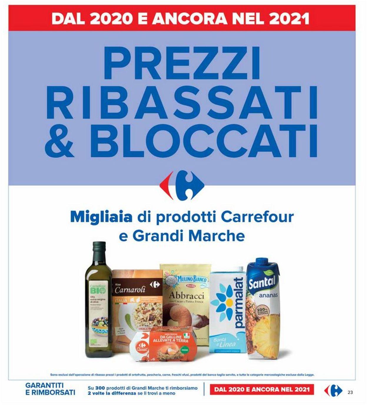 Volantino Carrefour - Offerte 20/05-02/06/2021 (Pagina 23)