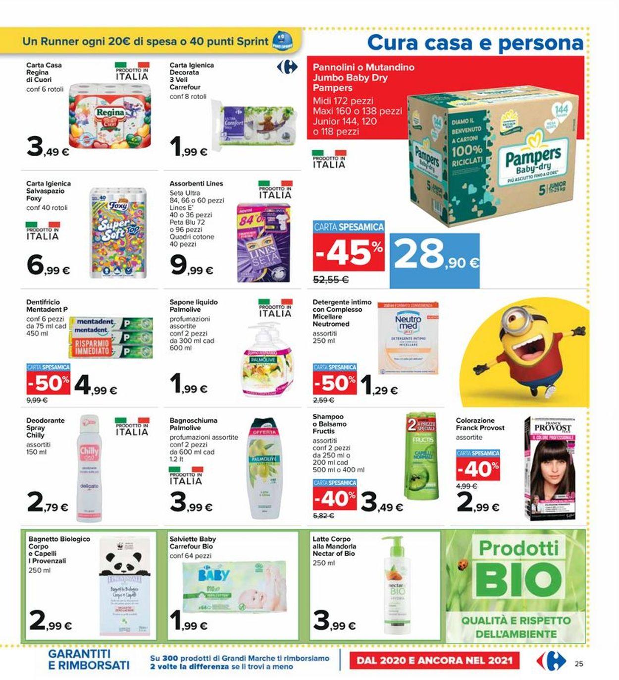 Volantino Carrefour - Offerte 20/05-02/06/2021 (Pagina 25)