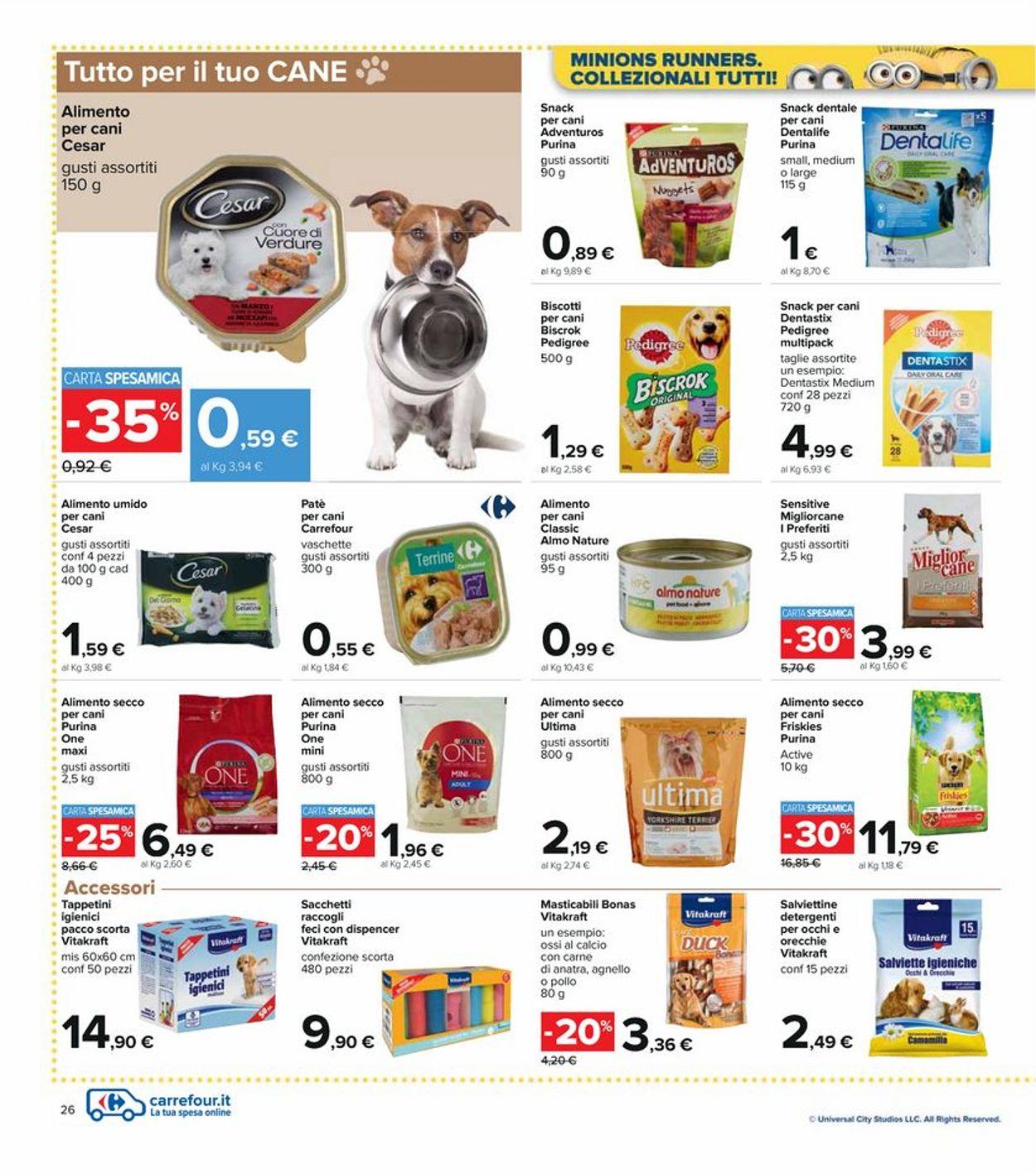 Volantino Carrefour - Offerte 20/05-02/06/2021 (Pagina 26)