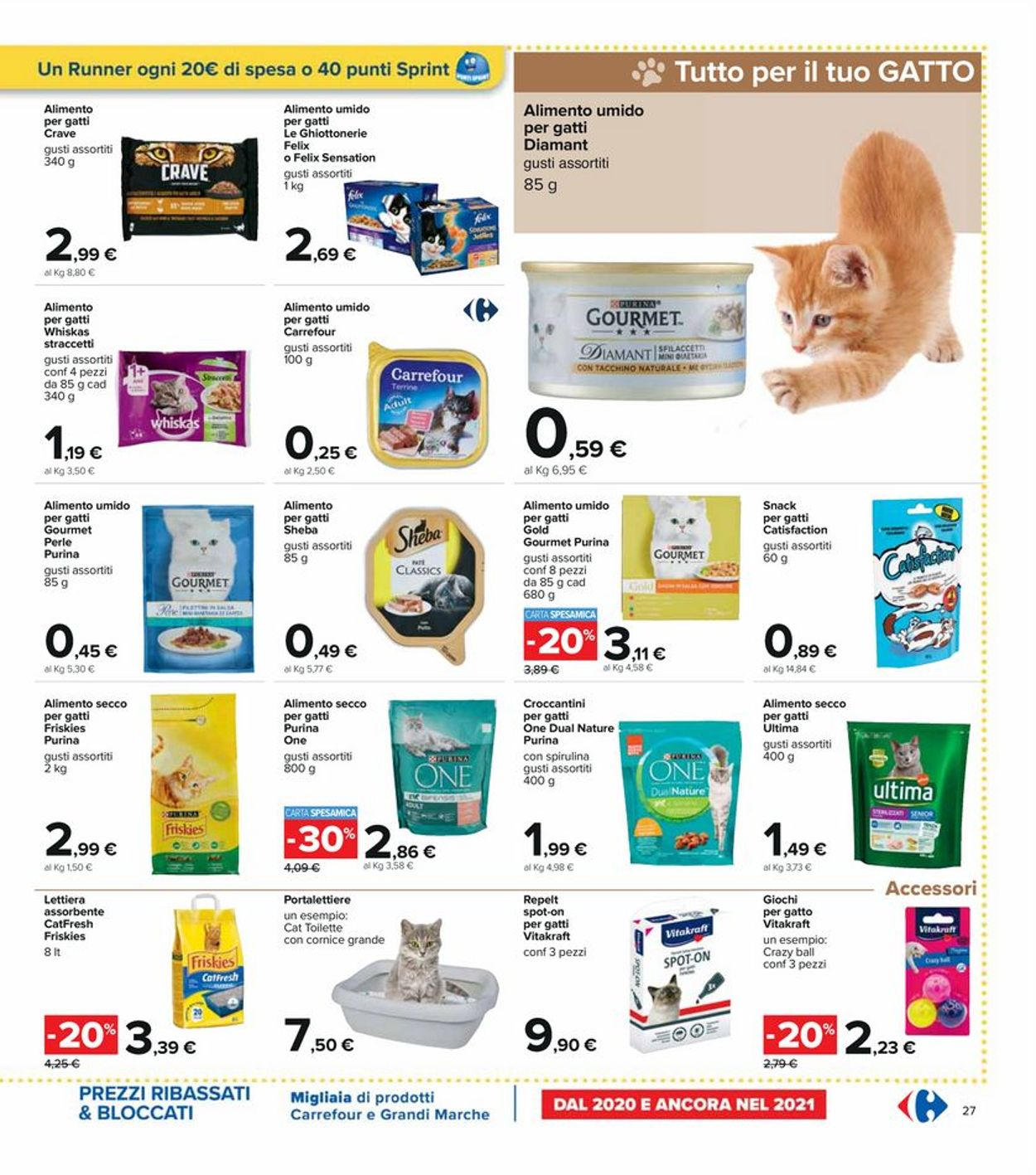 Volantino Carrefour - Offerte 20/05-02/06/2021 (Pagina 27)
