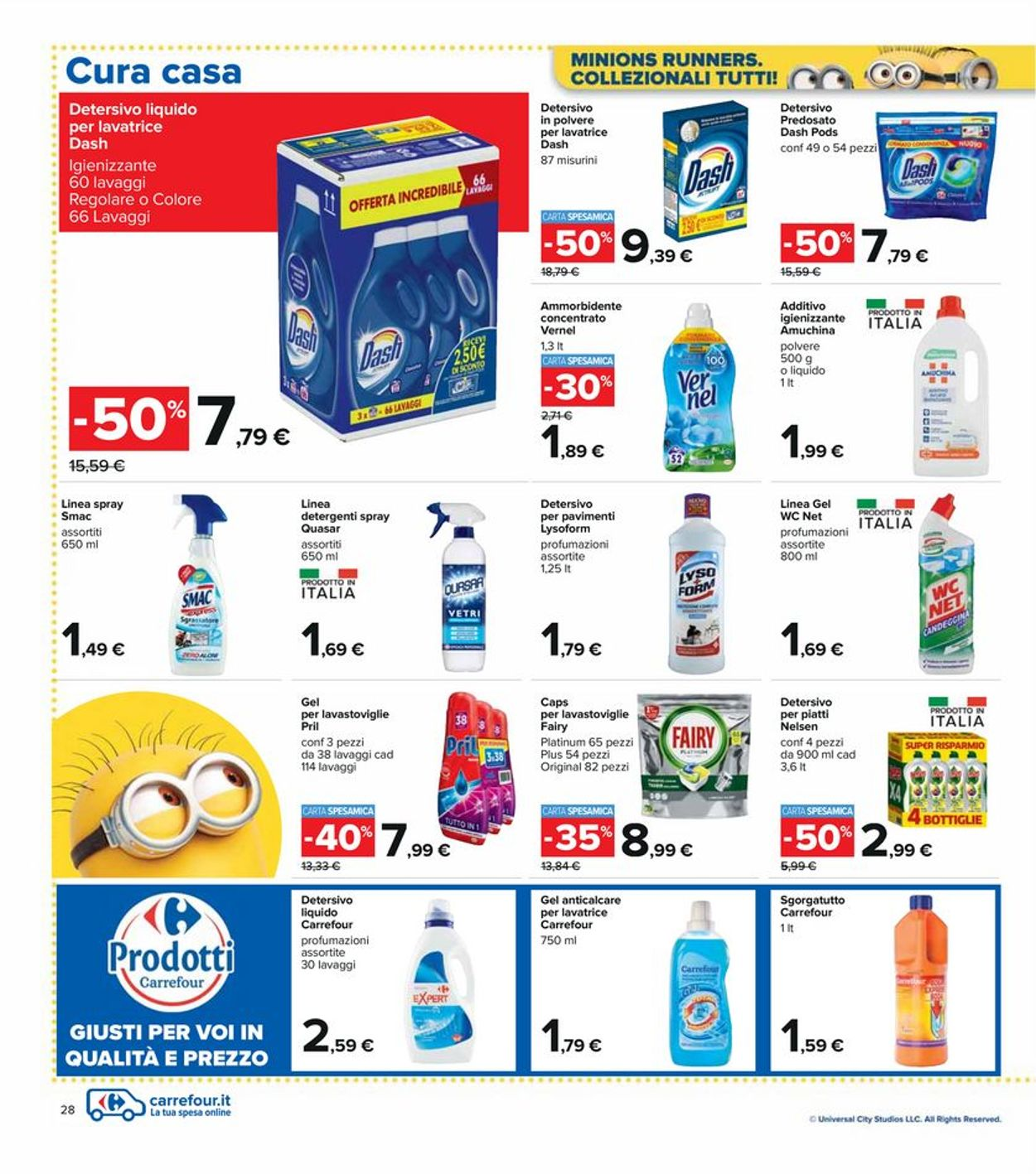 Volantino Carrefour - Offerte 20/05-02/06/2021 (Pagina 28)