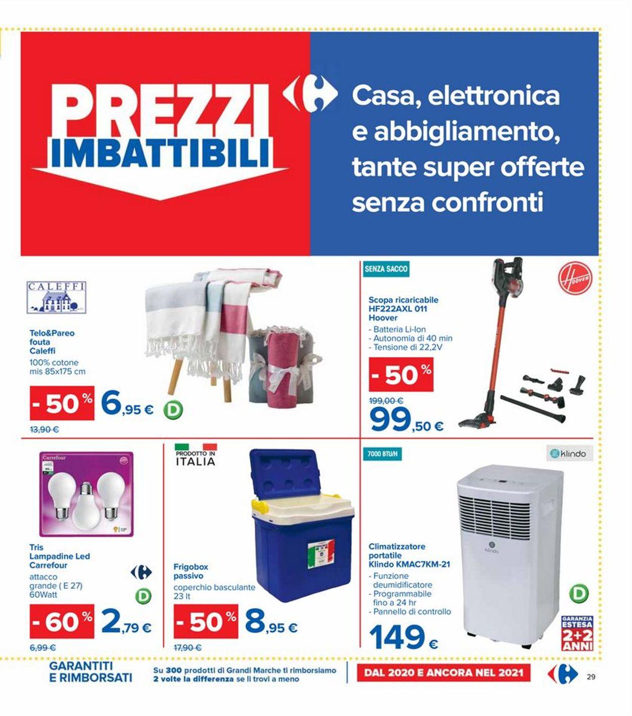 Volantino Carrefour - Offerte 20/05-02/06/2021 (Pagina 29)