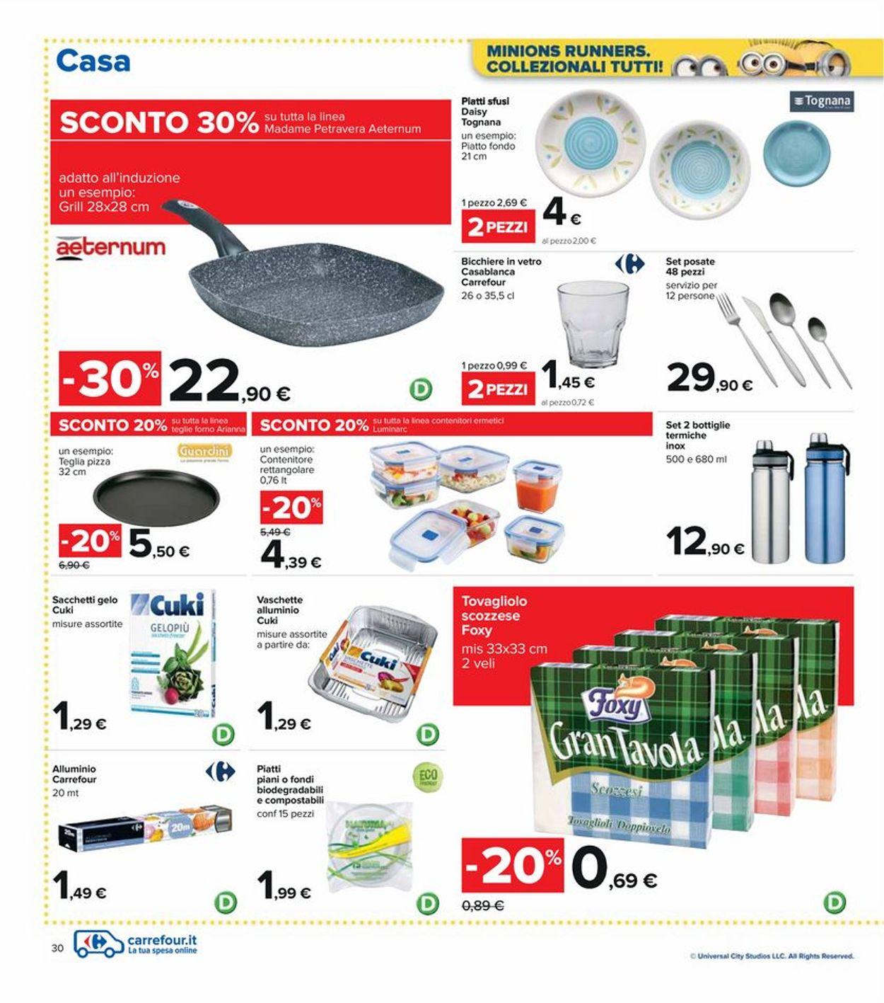 Volantino Carrefour - Offerte 20/05-02/06/2021 (Pagina 30)