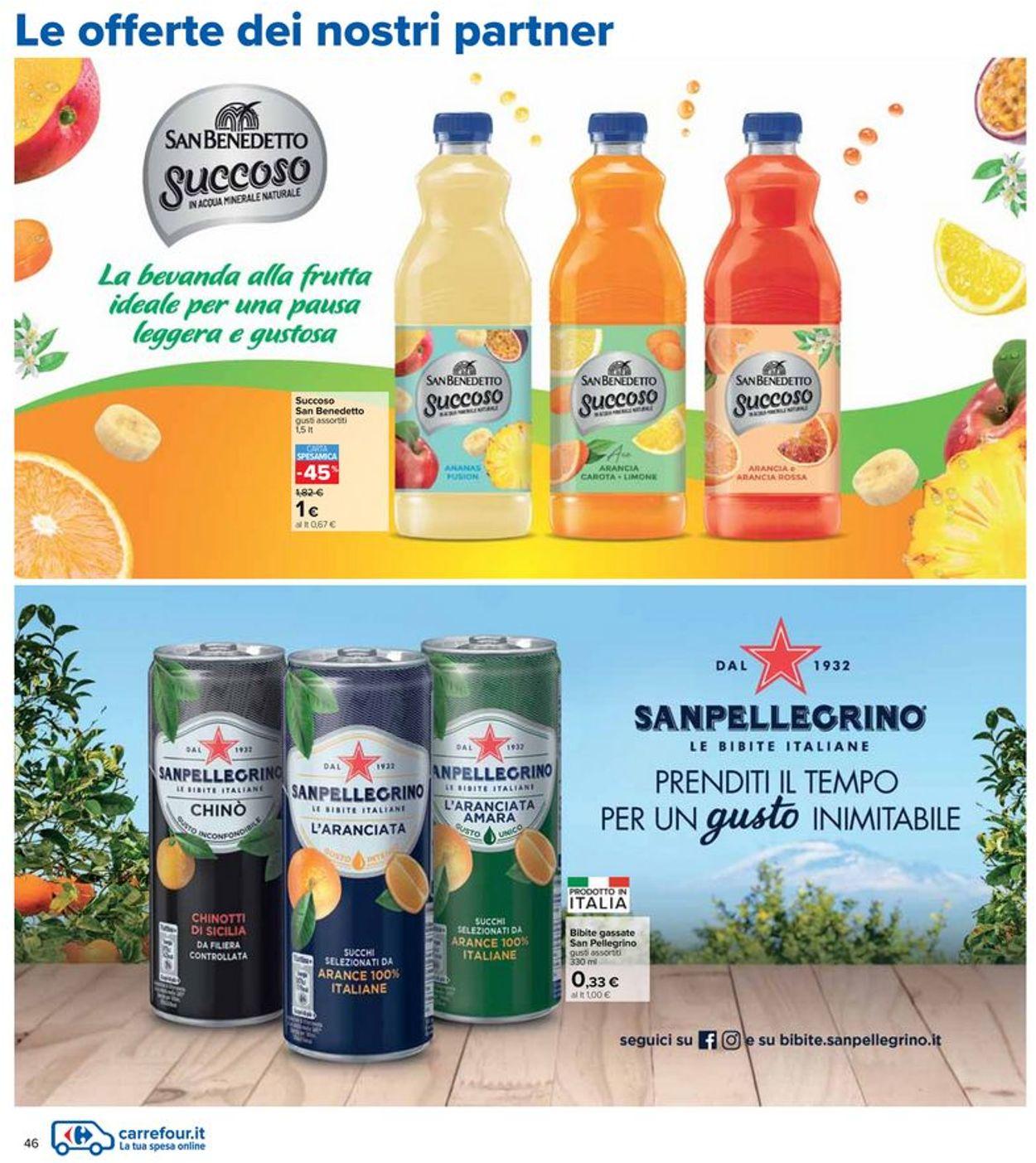 Volantino Carrefour - Offerte 20/05-02/06/2021 (Pagina 46)