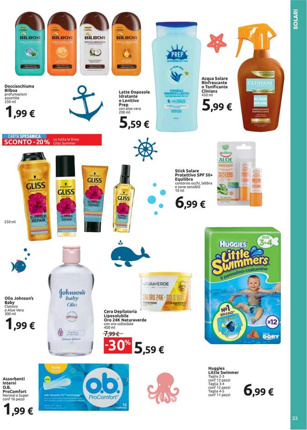 Volantino Carrefour - Offerte 20/05-27/05/2021 (Pagina 33)