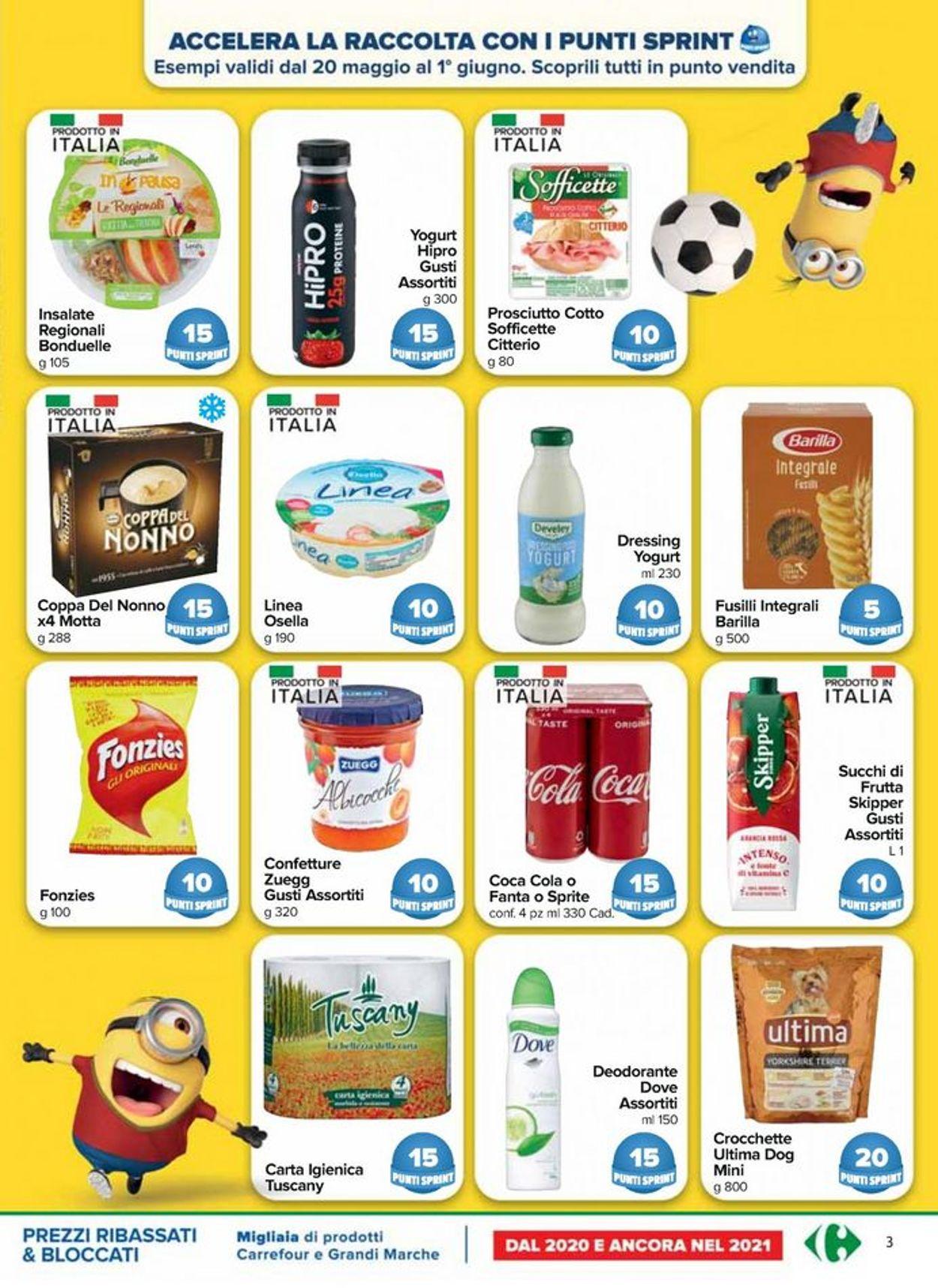 Volantino Carrefour - Offerte 20/05-01/06/2021 (Pagina 3)