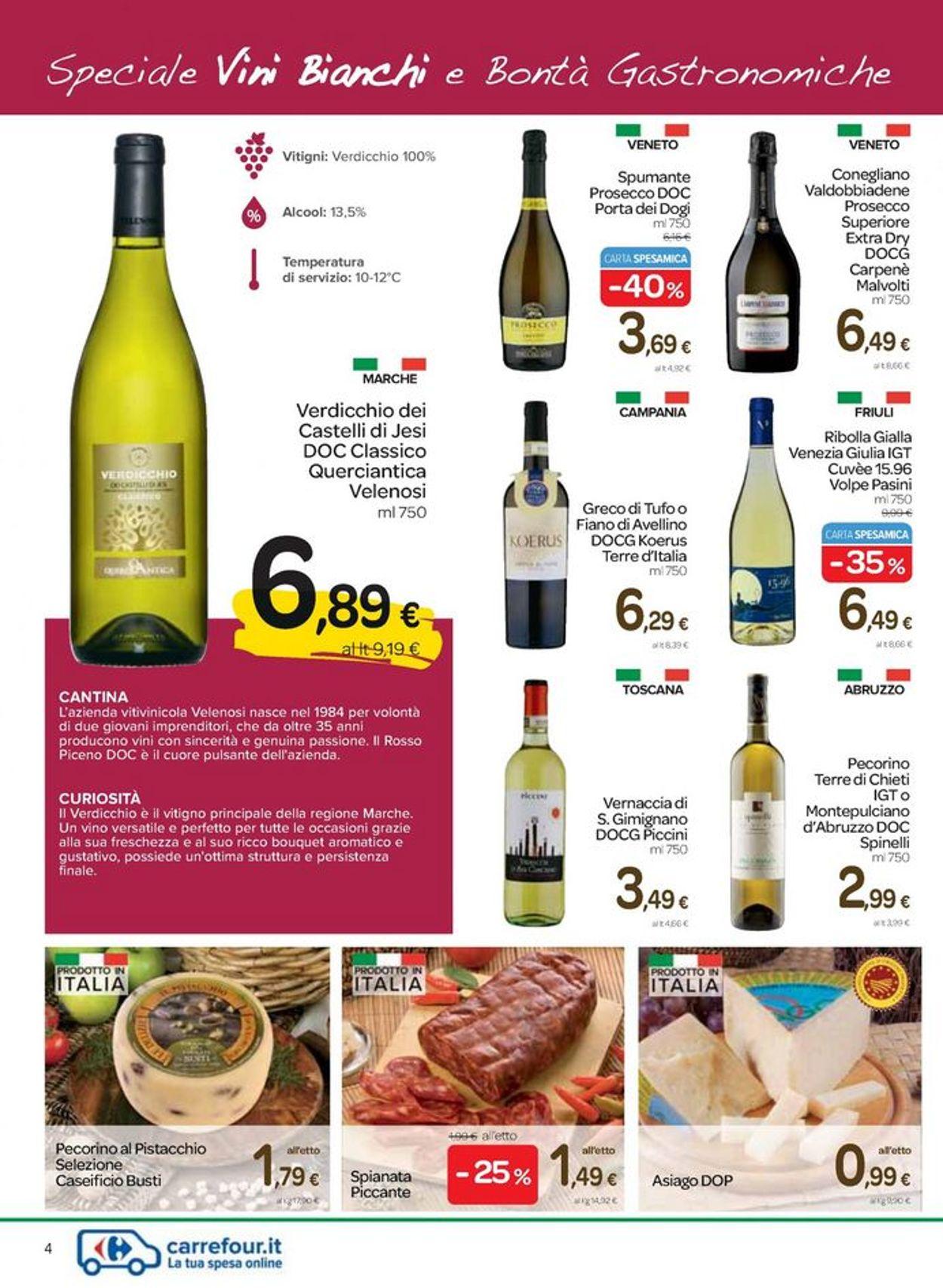 Volantino Carrefour - Offerte 20/05-01/06/2021 (Pagina 4)