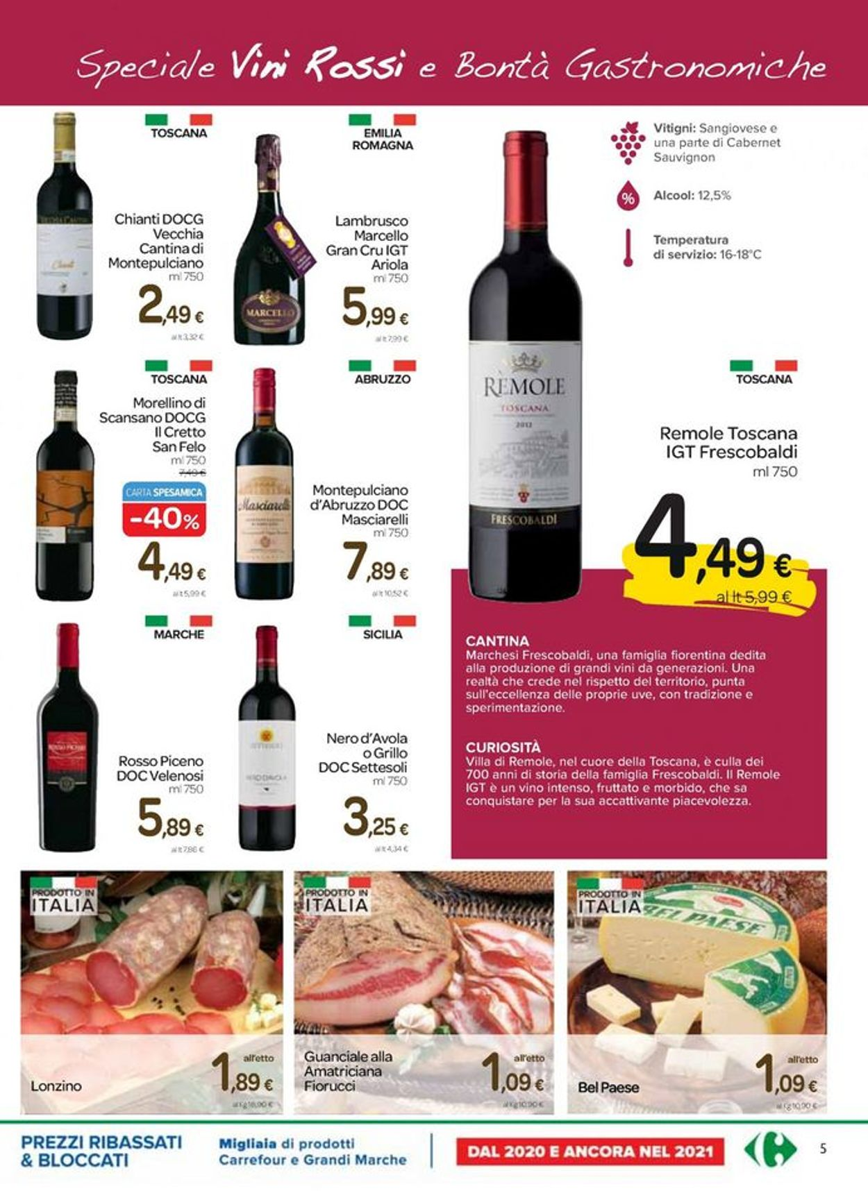 Volantino Carrefour - Offerte 20/05-01/06/2021 (Pagina 5)