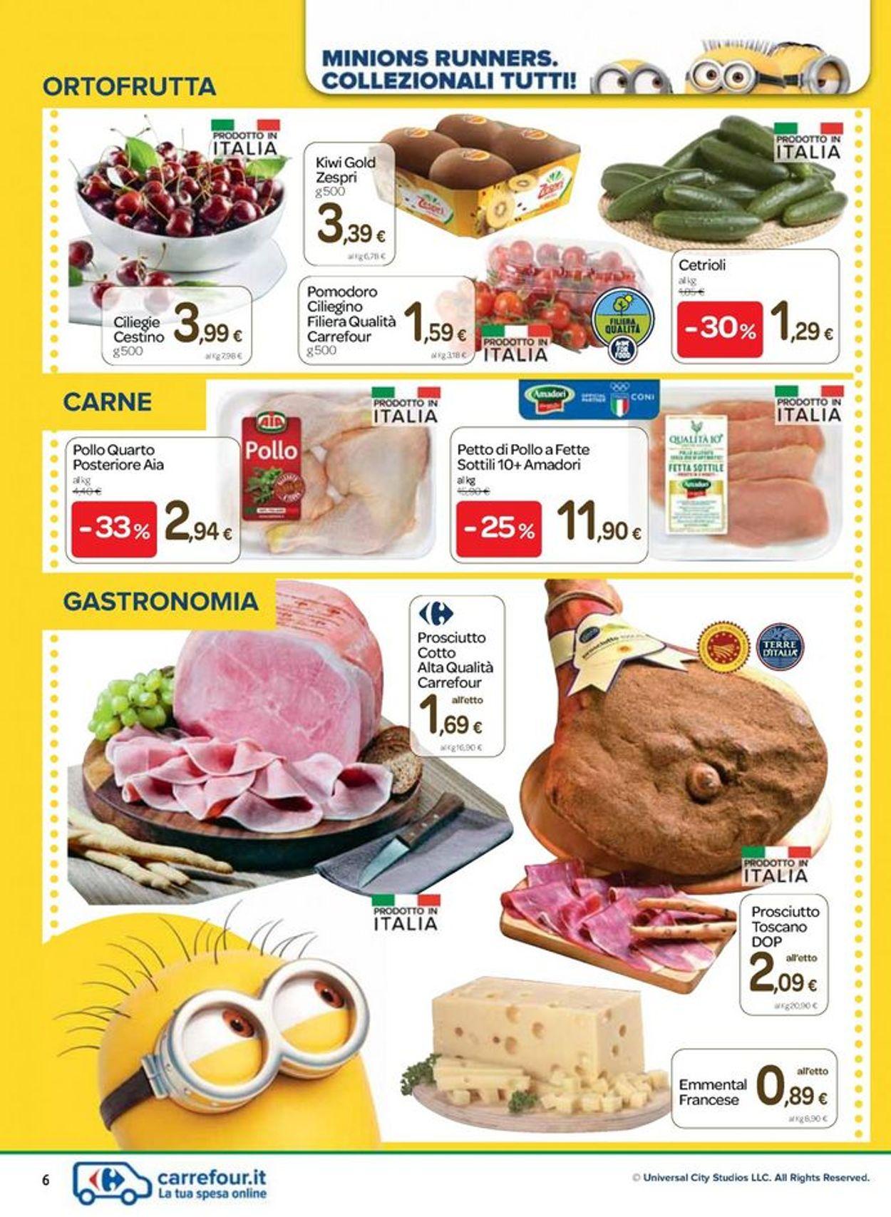Volantino Carrefour - Offerte 20/05-01/06/2021 (Pagina 6)