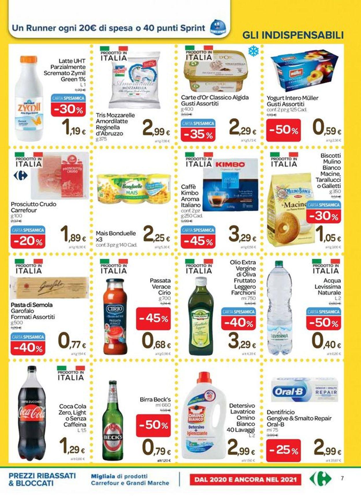 Volantino Carrefour - Offerte 20/05-01/06/2021 (Pagina 7)