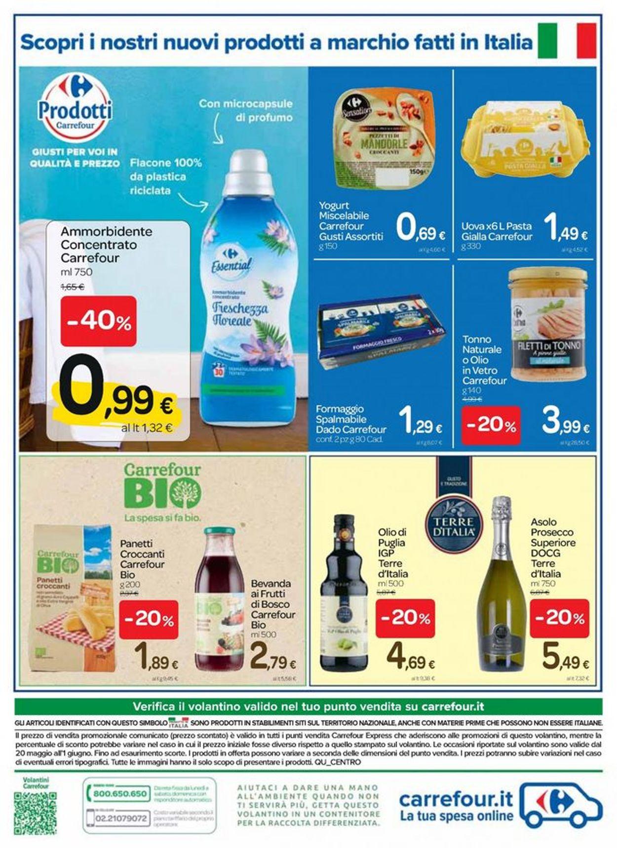 Volantino Carrefour - Offerte 20/05-01/06/2021 (Pagina 8)