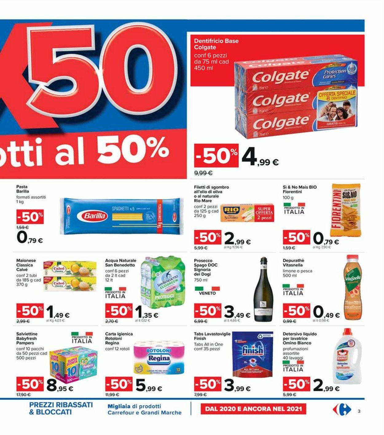Volantino Carrefour - Offerte 03/06-16/06/2021 (Pagina 3)