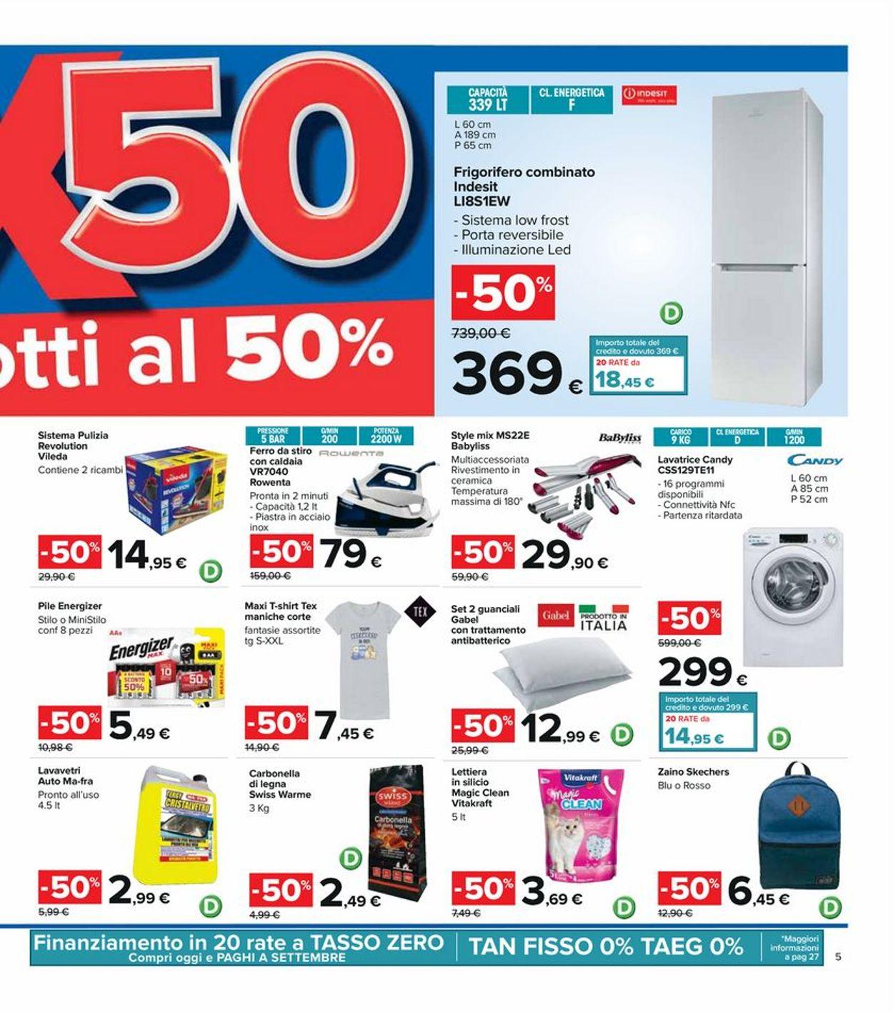 Volantino Carrefour - Offerte 03/06-16/06/2021 (Pagina 5)