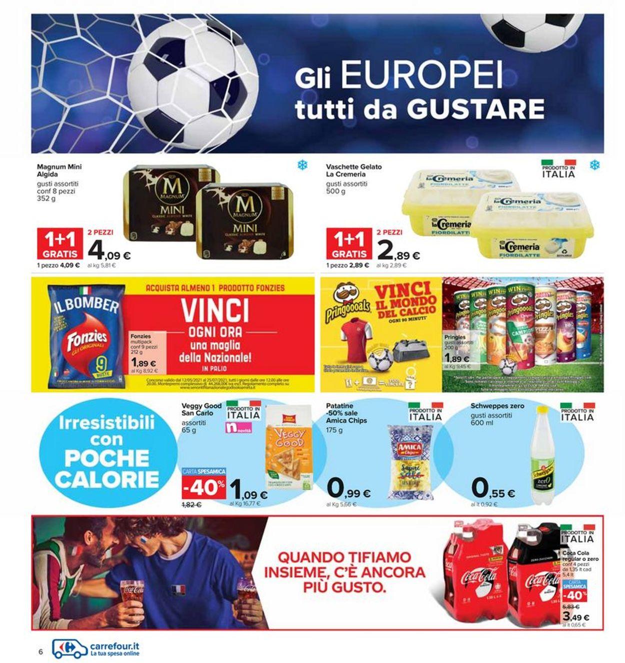 Volantino Carrefour - Offerte 03/06-16/06/2021 (Pagina 6)