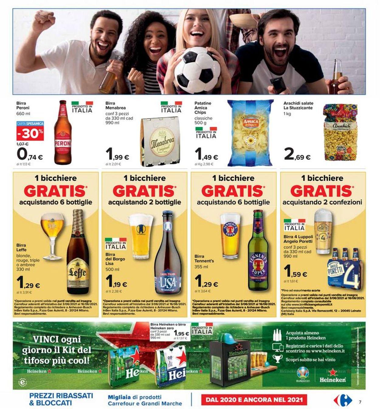 Volantino Carrefour - Offerte 03/06-16/06/2021 (Pagina 7)