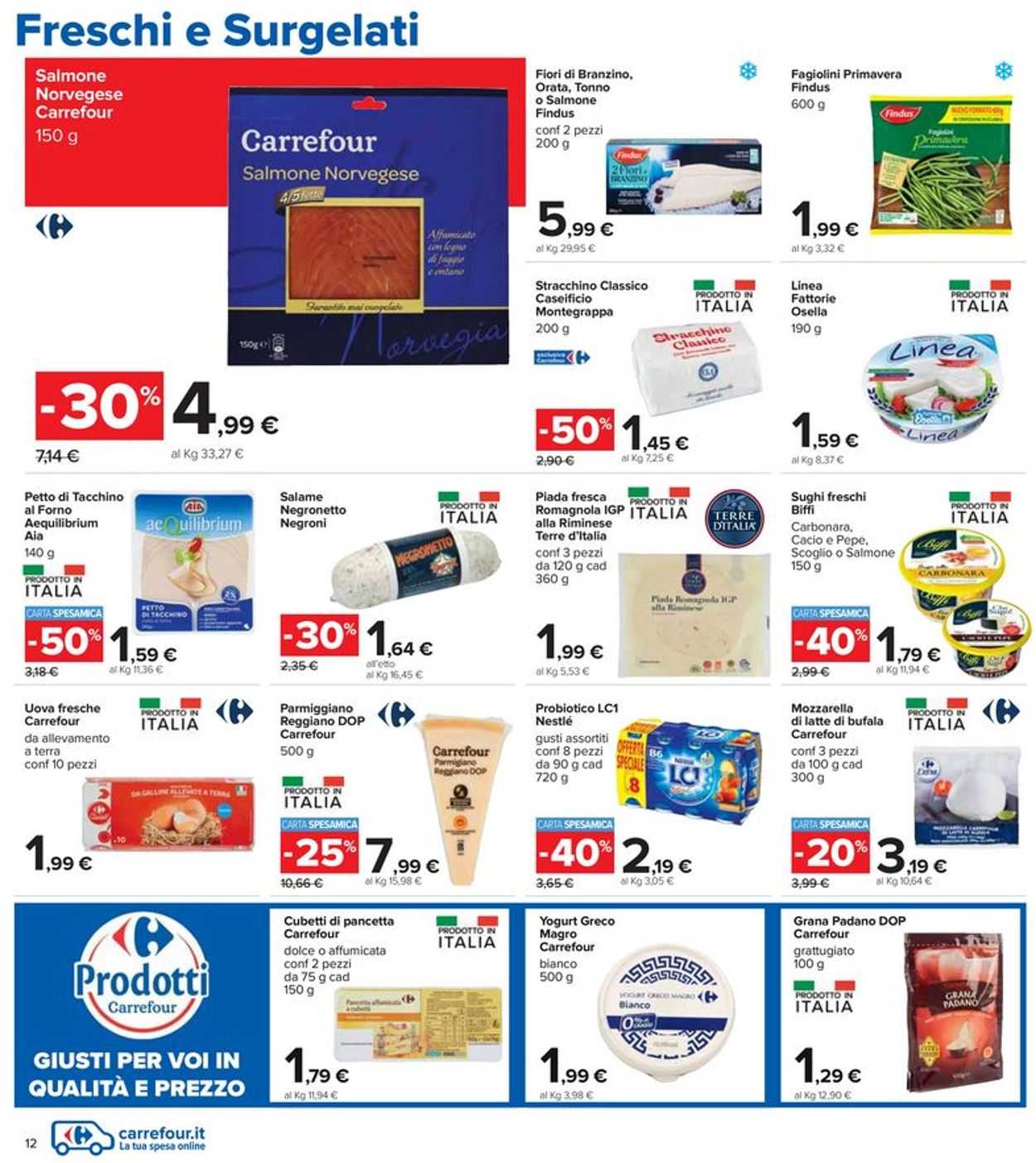 Volantino Carrefour - Offerte 03/06-16/06/2021 (Pagina 12)