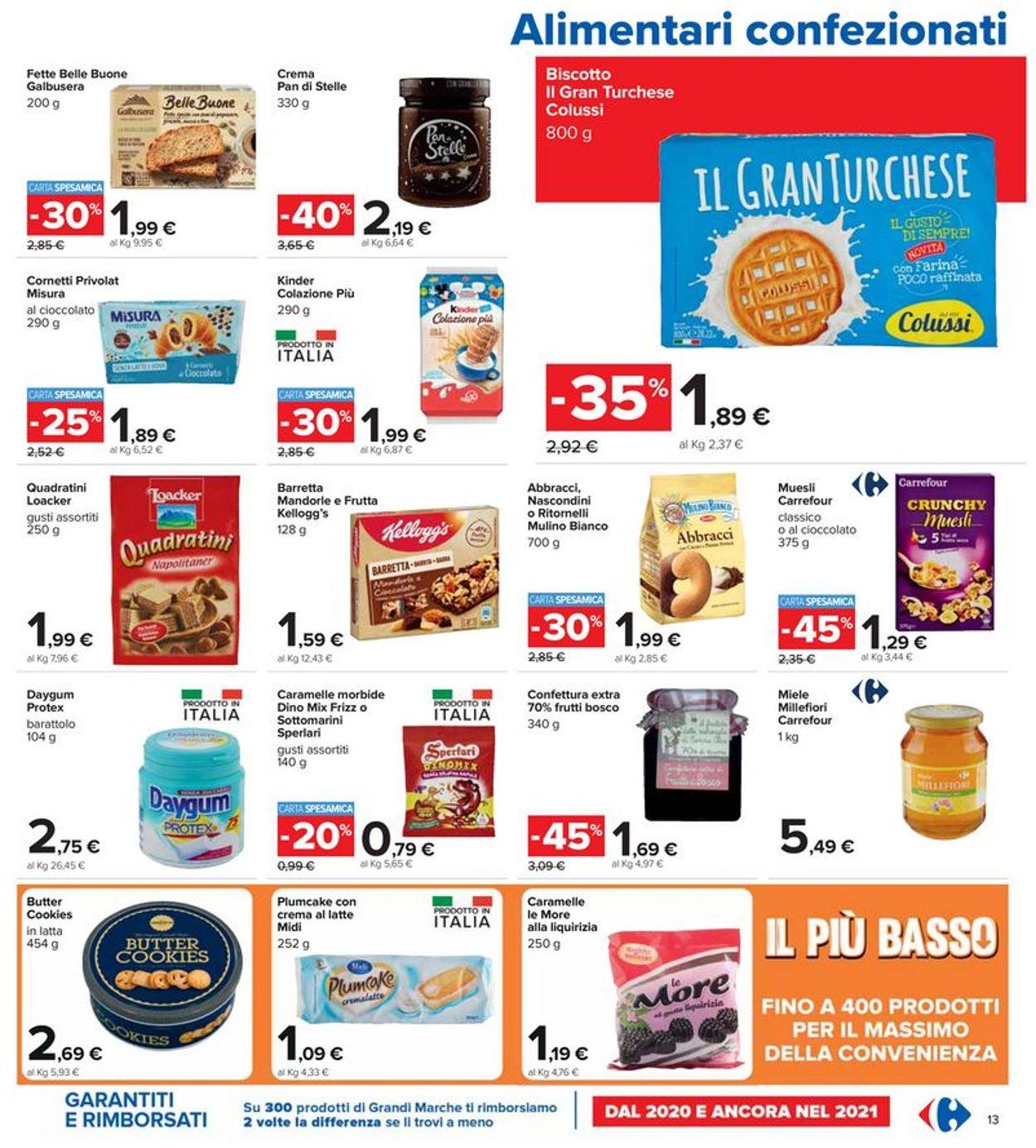 Volantino Carrefour - Offerte 03/06-16/06/2021 (Pagina 13)