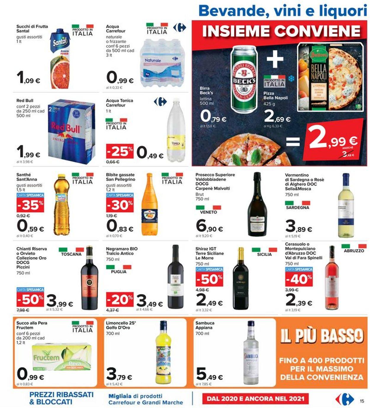 Volantino Carrefour - Offerte 03/06-16/06/2021 (Pagina 15)