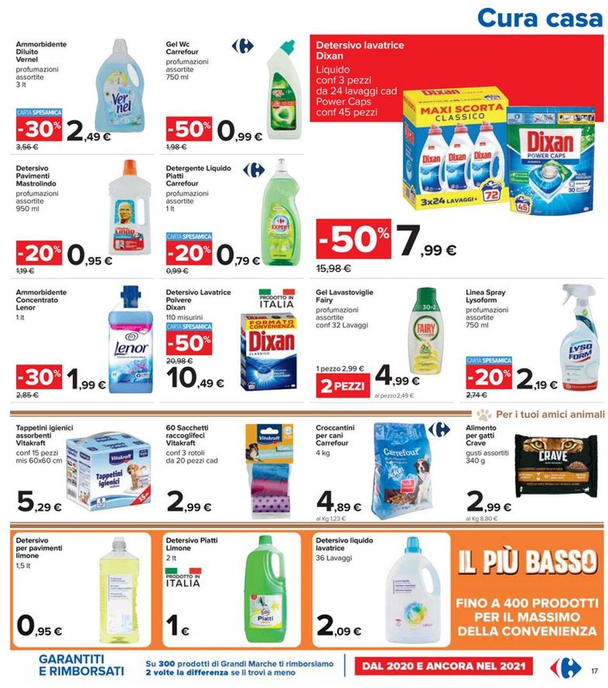Volantino Carrefour - Offerte 03/06-16/06/2021 (Pagina 17)