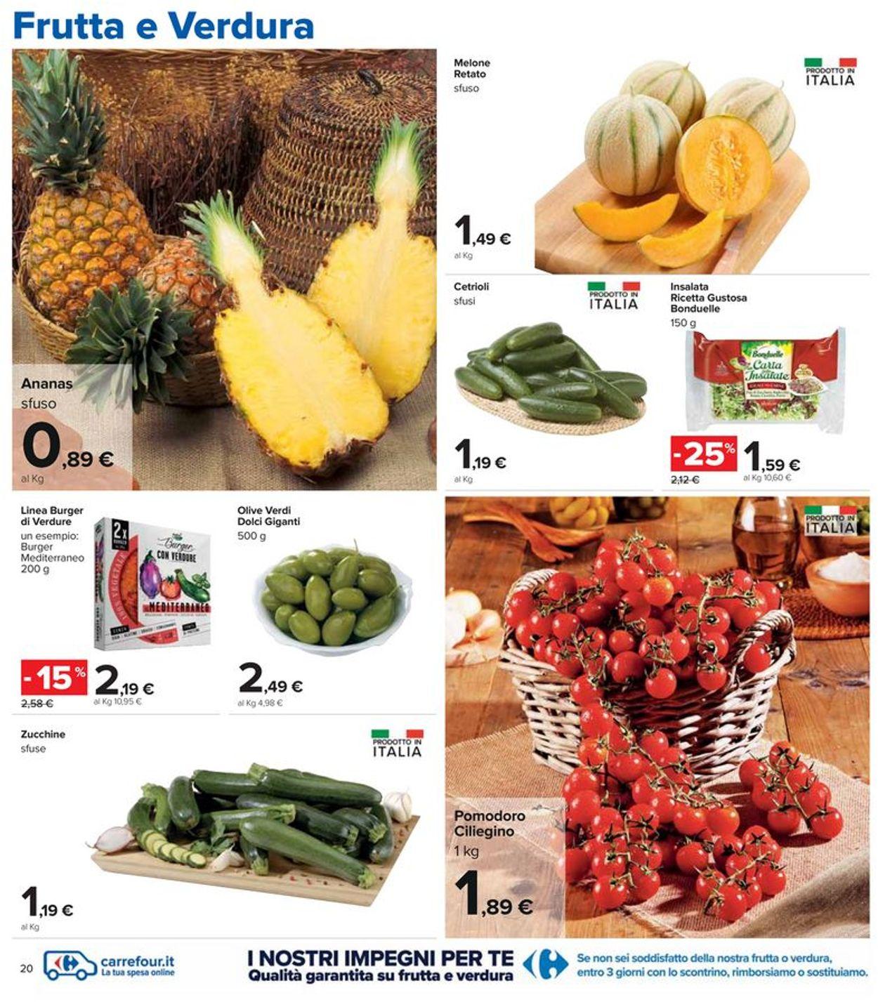 Volantino Carrefour - Offerte 03/06-16/06/2021 (Pagina 20)