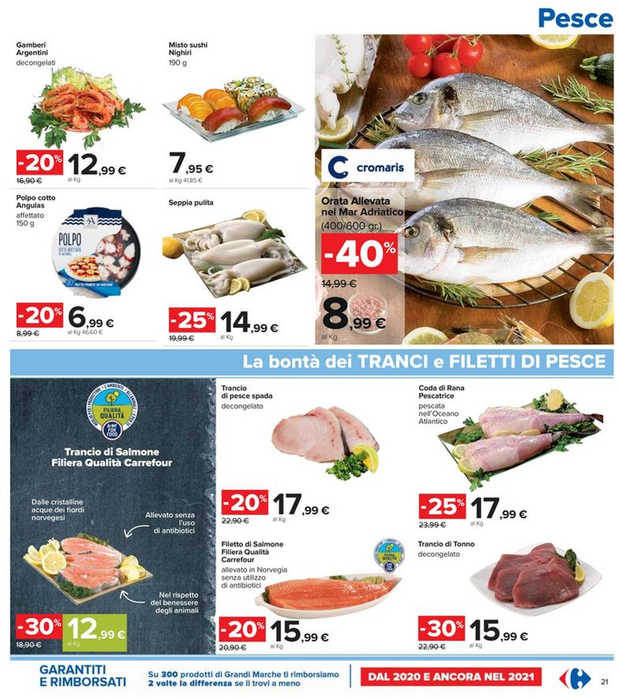 Volantino Carrefour - Offerte 03/06-16/06/2021 (Pagina 21)