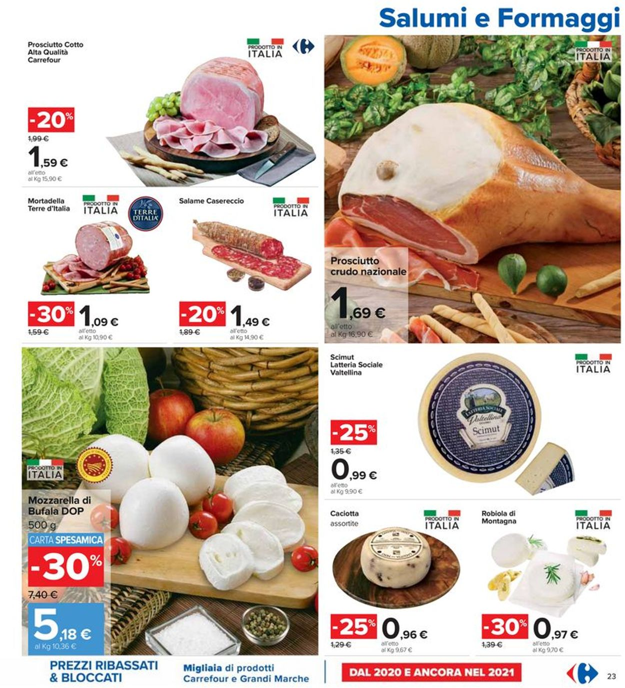 Volantino Carrefour - Offerte 03/06-16/06/2021 (Pagina 23)