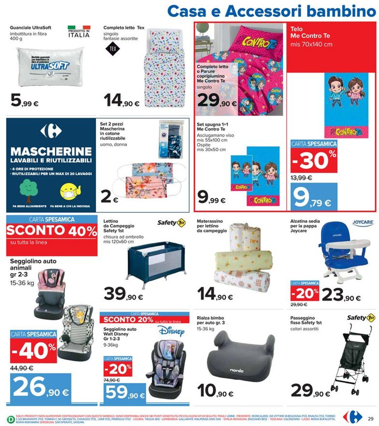 Volantino Carrefour - Offerte 03/06-16/06/2021 (Pagina 29)