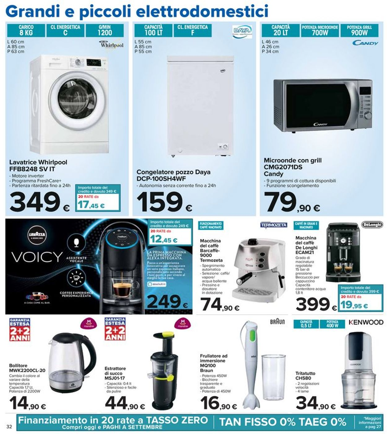 Volantino Carrefour - Offerte 03/06-16/06/2021 (Pagina 32)